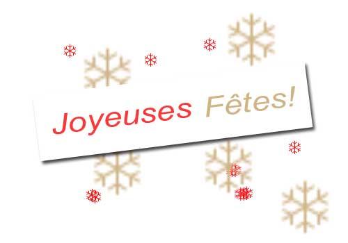 bonne fêtes 2014 2015